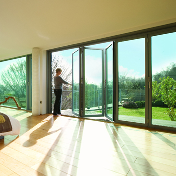 Schuco Bi-folding Doors